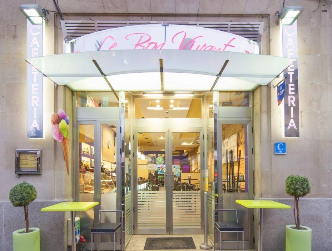 Cafetería Le Bon Vivant