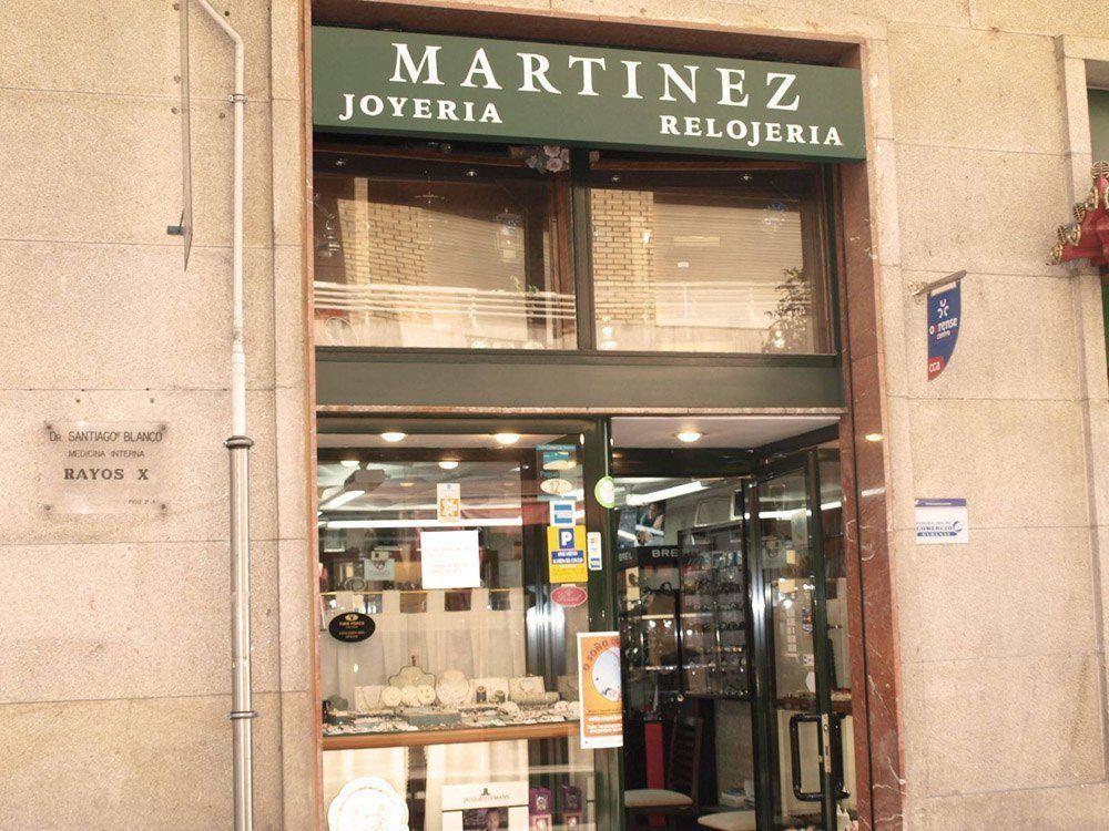 Joyería Martínez