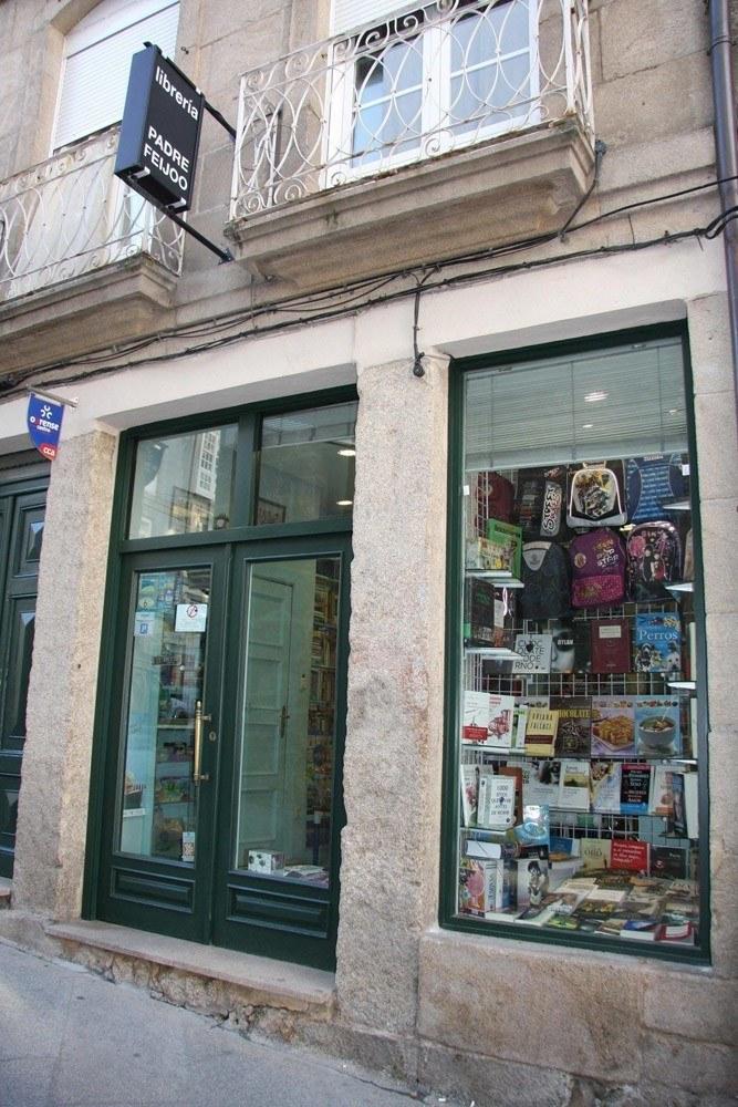Librería Padre Feijóo