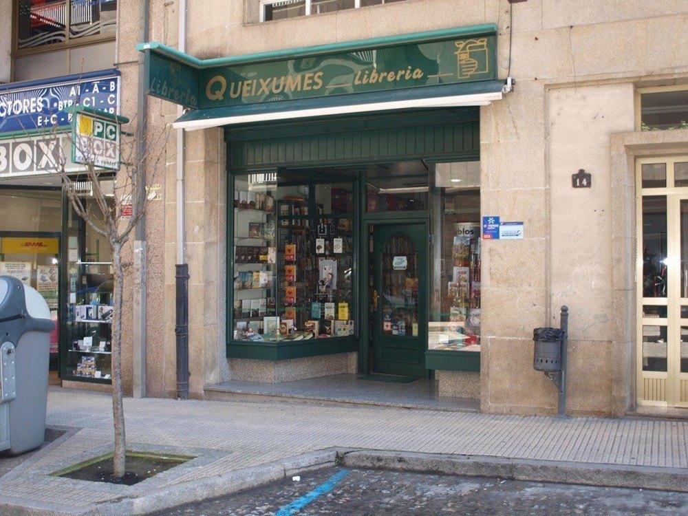 Librería Queixumes