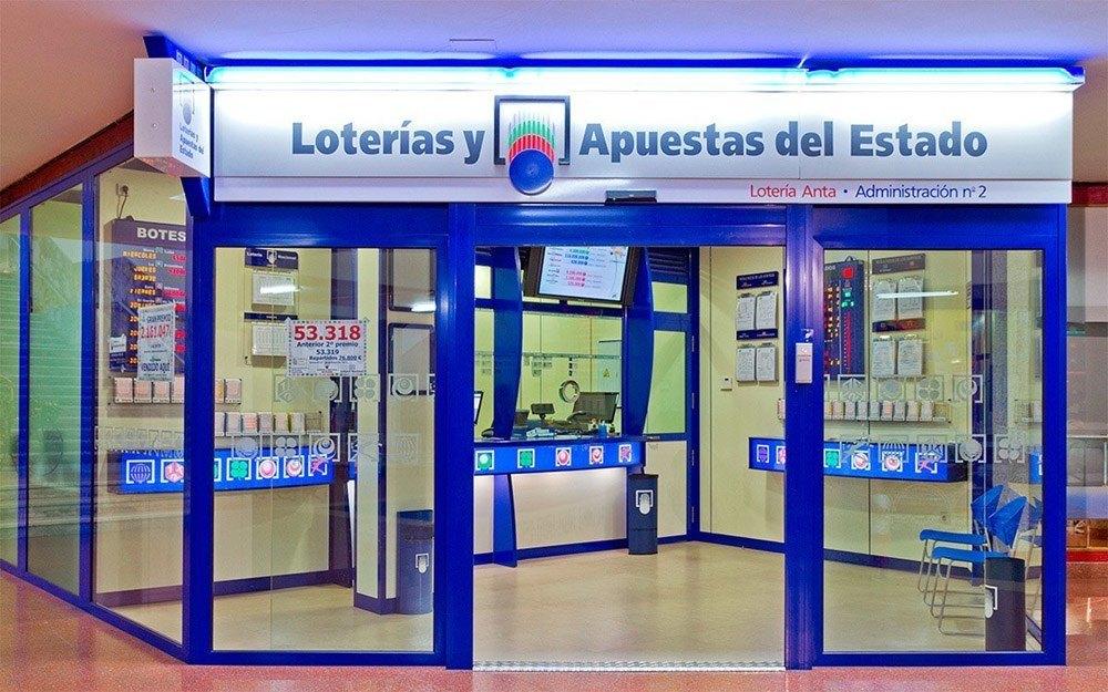 Lotería Anta