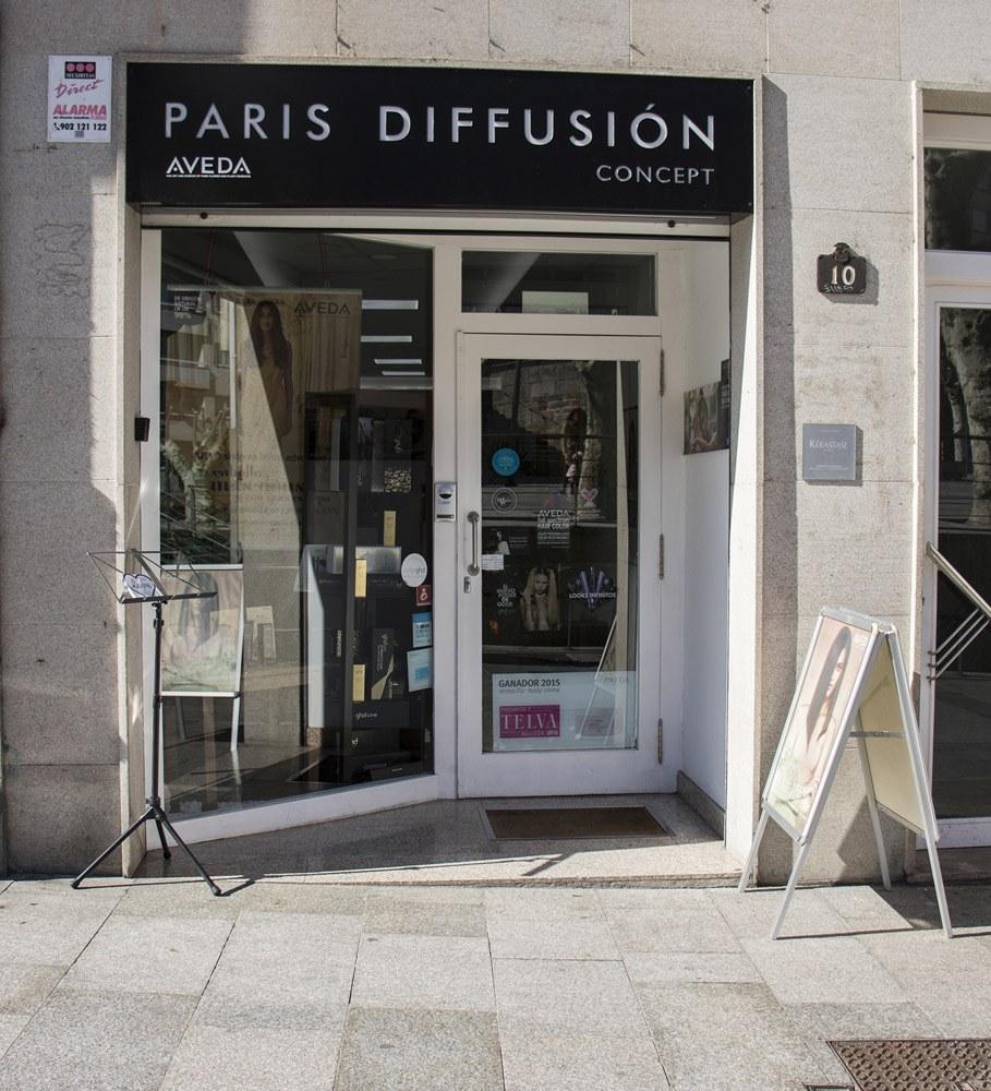 Paris Diffusión Concept
