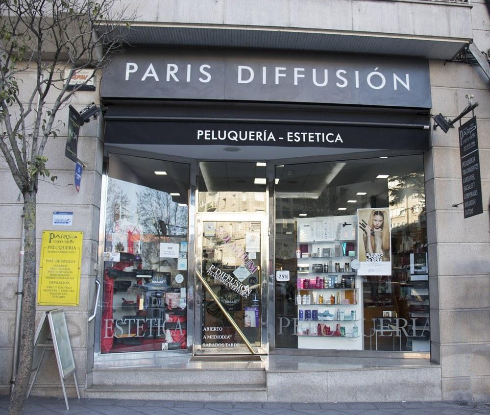 Paris Diffusión Peluquería y Estética