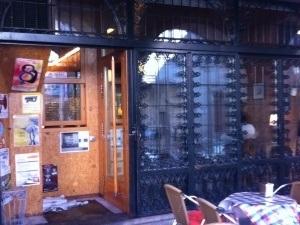 Café-Bar Trampitan