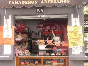 La Boutique del Pan, Praza abastos