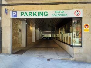 Parking Rúa da Concordia