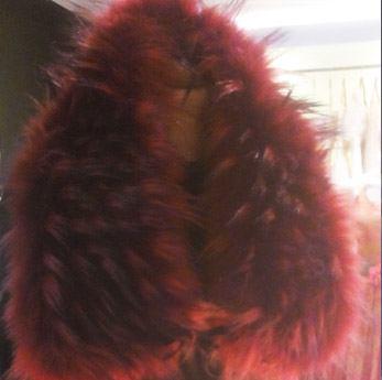 Cuello de pelo, Yana Bereza Diseños