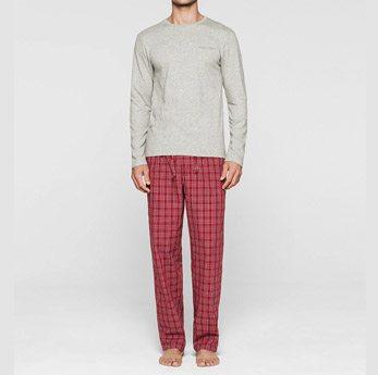 Pijama Calvin Klein Holiday Pj Set Men