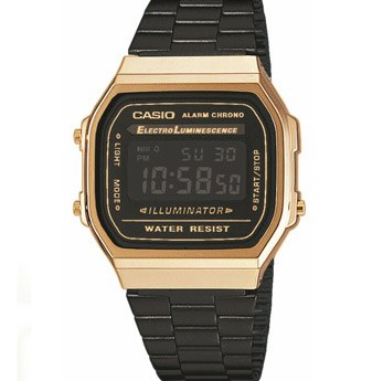 Reloj Casio Collection Dorado/negro