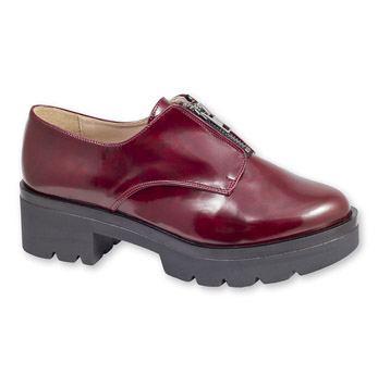 Zapatos Cremallera