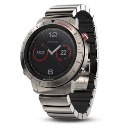 Smartwatch Garmin 5 Elite Saphire Edition