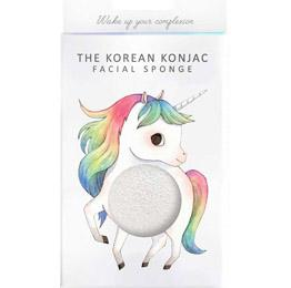 Unicorn konjac face sponge & Hook