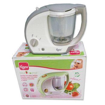 robot cocina bebe