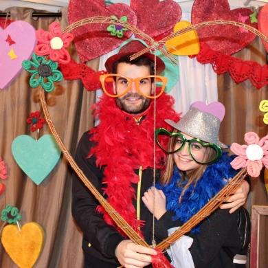 Foto ganadora concurso San Valentín