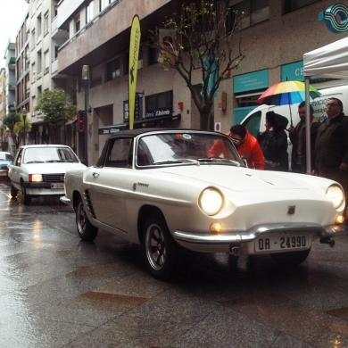 VI Rallye Urbano Solidaro Ourense