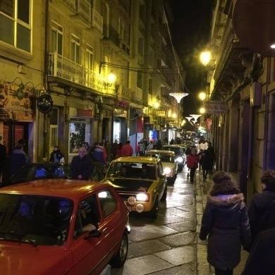 Ruta polas rúas de Ourense