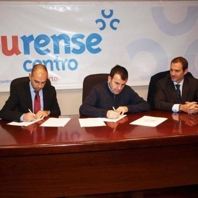 Convenio entre CCA Ourense Centro y Generali Seguros.