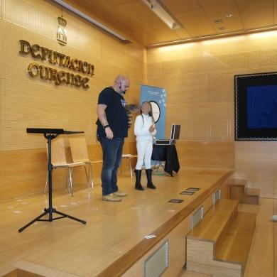 Espectáculo de magia infantil con el Mago José Rivera
