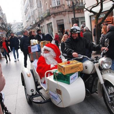 Papá Noel Ourense 2018