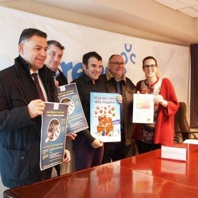 Presentación ós medios das campañas de nadal 2015