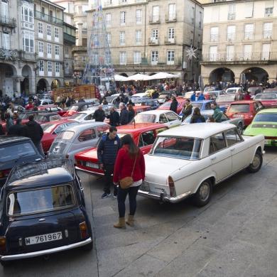 Rally Urbano solidario Ourense