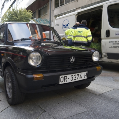 Rallye Urbano Solidario 2017