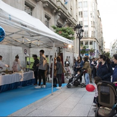 Shopping Night Ourense zona Centro