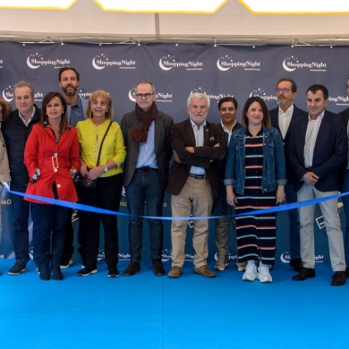 Inauguración Shopping Night 2019