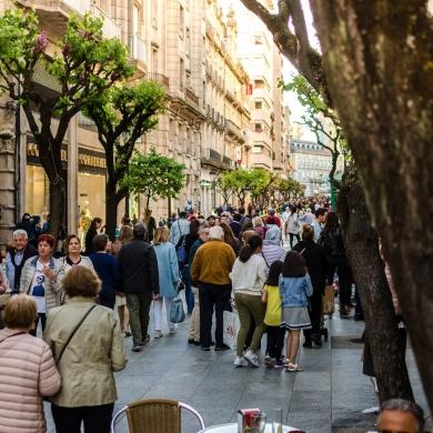 Shopping Night Ourense Zona Centro 2019