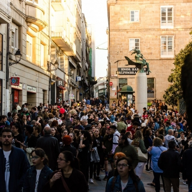 Shopping Night Ourense Zona Centro 2019