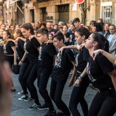 Escuela Baile Estilo Libre - Shopping Night 2019