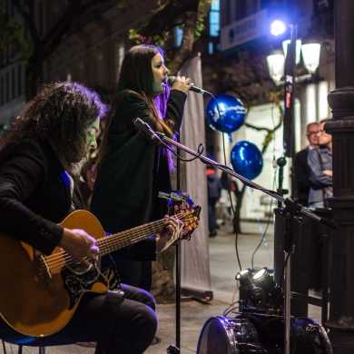 Concierto Soul & Roll - Shopping Night Ourense 2019
