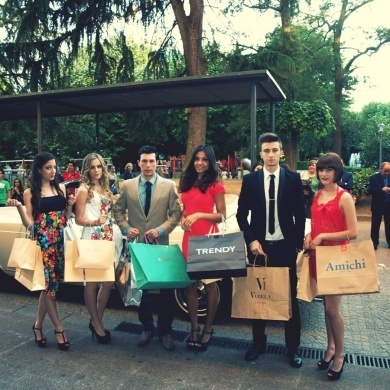 Modelos Shopping Night Ourense