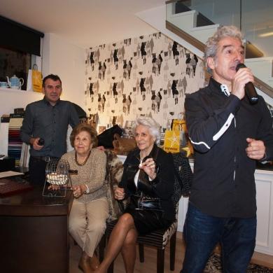 Sorteo Paralelo nadal con Sergio Pazos