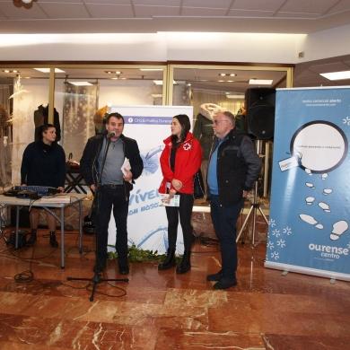 VI festival poético internacional solidario ourense
