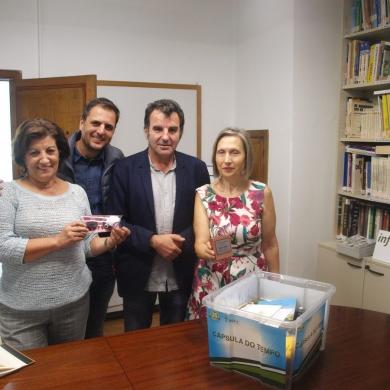Visita institucional CCA Ourense a AECC Ourense