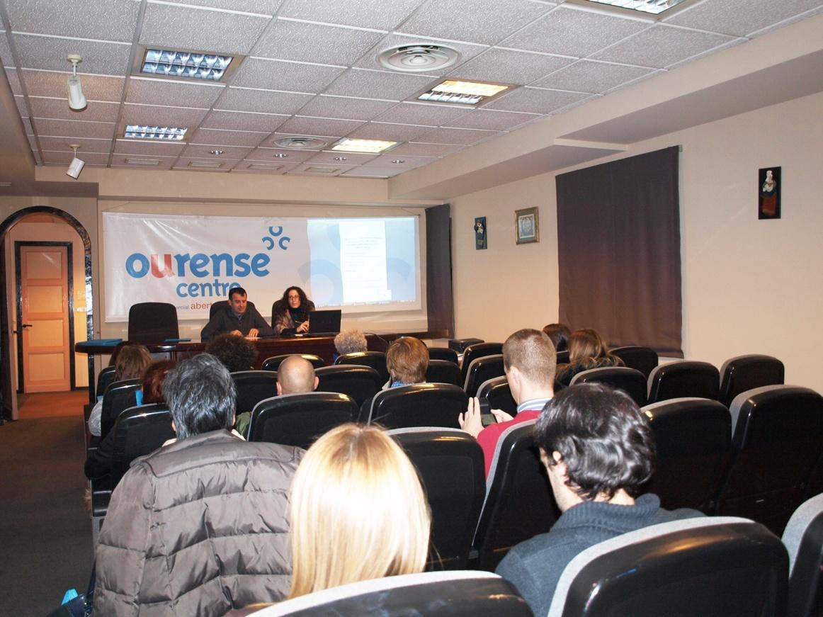 CCA Ourense Centro presentó a los socios las nuevas campañas de dinamización comercial