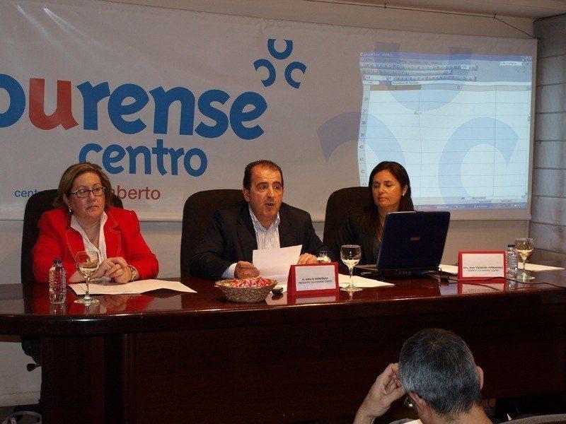 CCA Ourense Centro celebra su VII Asamblea General Ordinaria.