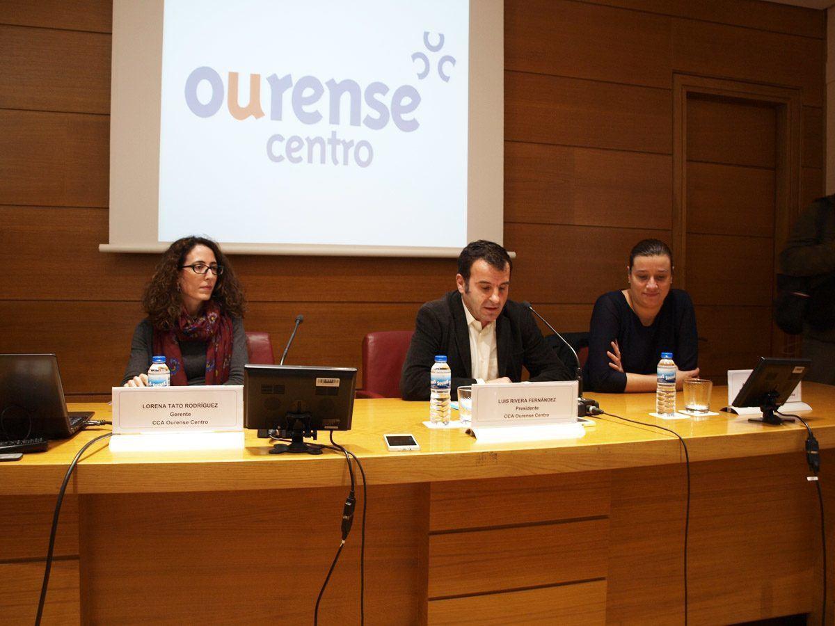 Convocatoria Asamblea General Extraordinaria CCA Ourense Centro.