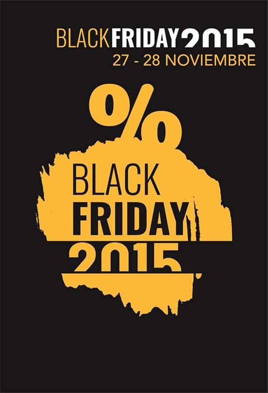 El Black Friday, también en establecimientos del CCA Ourense Centro