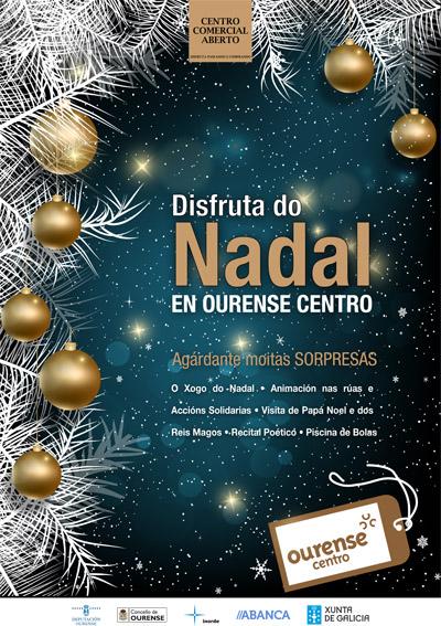 Campaña Navidad Ourense Centro 2017