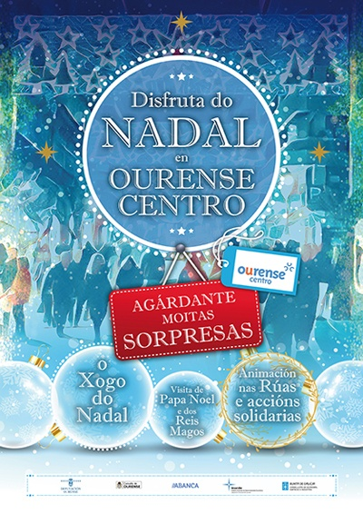 Campaña Navidad CCA Ourense Centro  2016