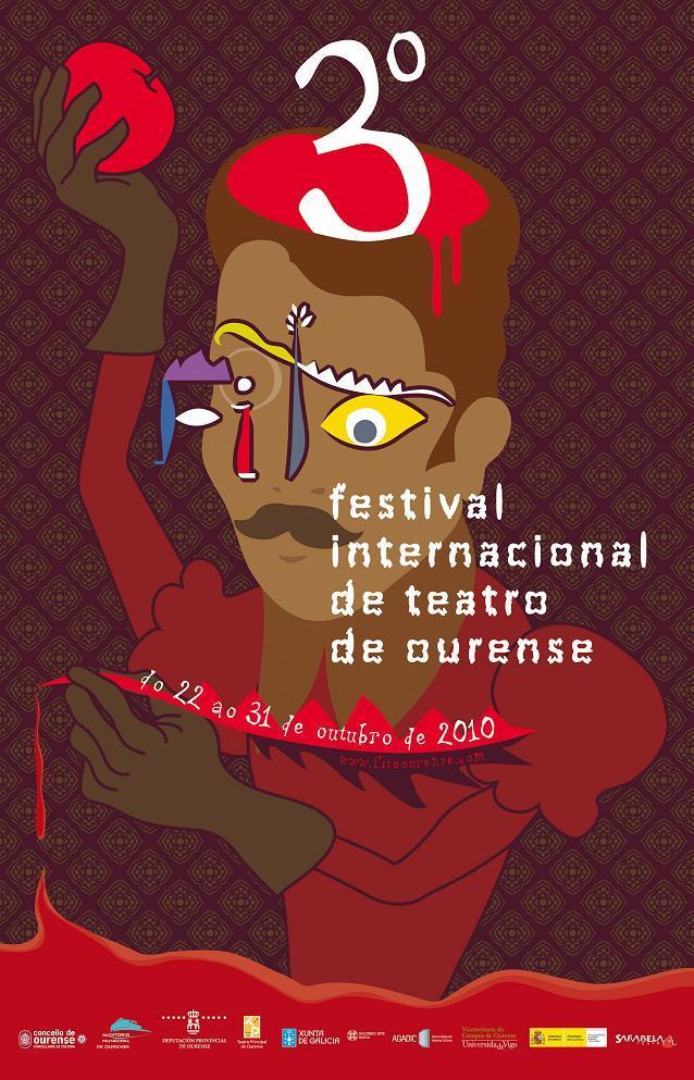 3 Festival internacional de teatro de Ourense (Fito)