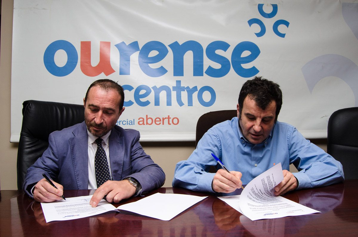 Ourense Centro e Innova Systems firman un convenio de asesoría y  auditoría energética