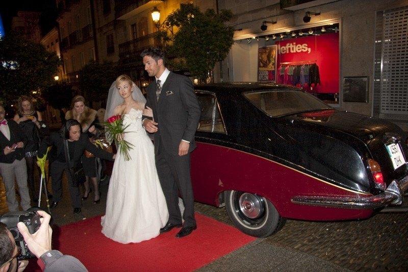 Ourense Centro se viste de gala para Céntrate.