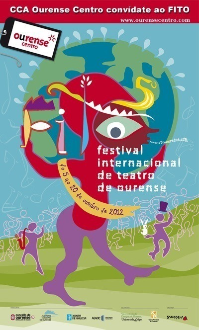 O CCA Ourense Centro convídate ao FITO