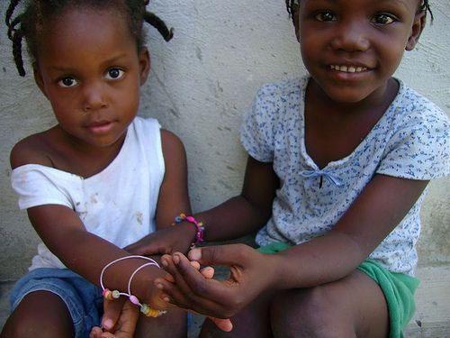 Recaudando fondos para Haiti con una campaña solidaria