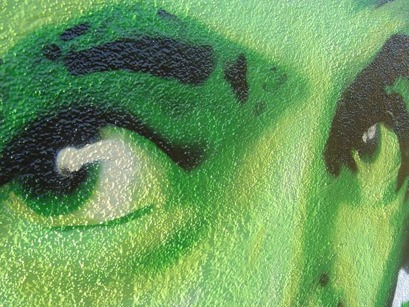 Ourense centro reúne a los más destacados graffiteros ourensanos.