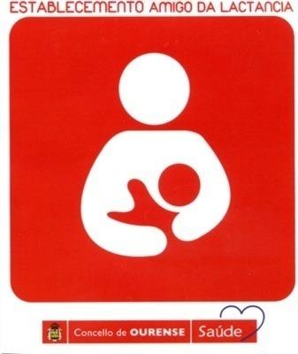 Establecementos amigos da lactancia materna.