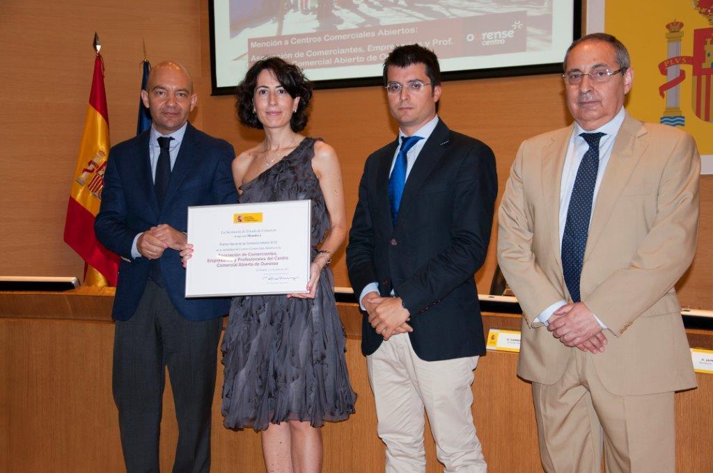 Premios Nacionales del Comercio 2012